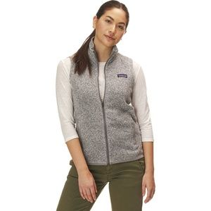 Patagonia Better Sweater Vest Size S Womens